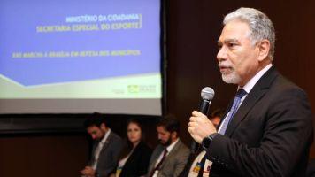 Secretário do Esporte de Bolsonaro é exonerado