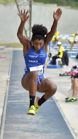 Nubia Soares consegue índice para o Mundial de Atletismo