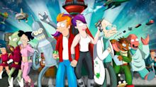 This Futurama/Back to the Future crossover is hilarious