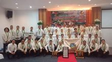 Kadaugan sa Mactan Eagles Club inducts new officials, members