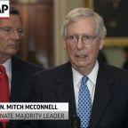 Senators denounce Trump's 'lynching' tweet