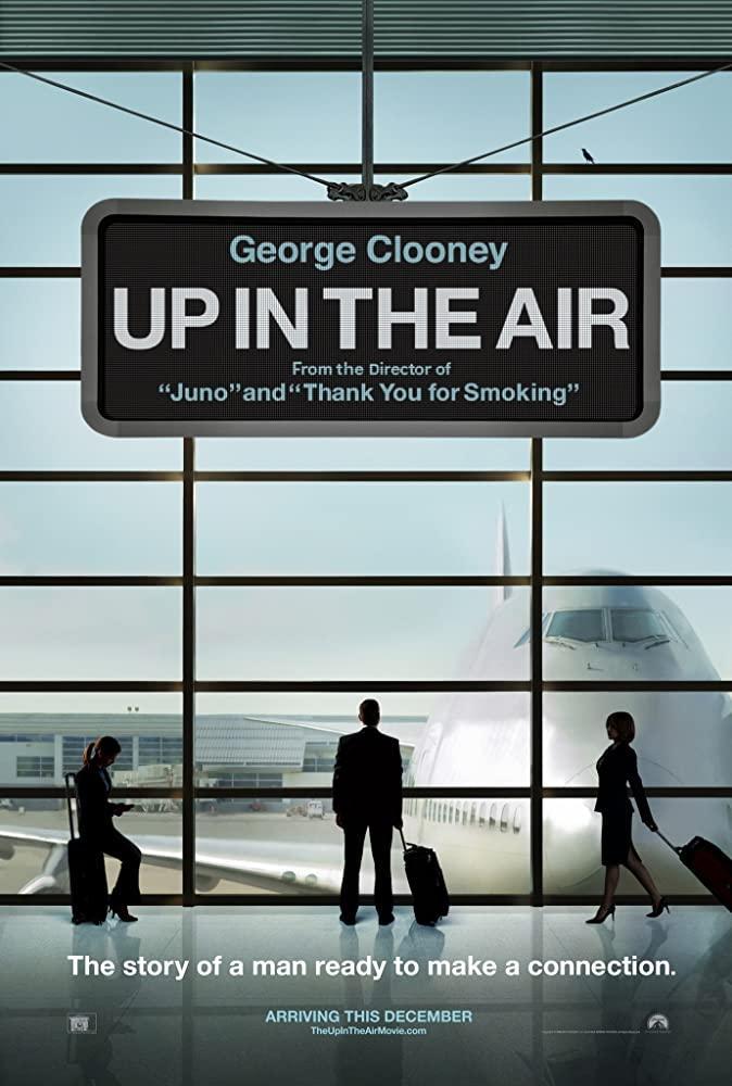 9.《型男飛行日誌》Up in the Air,2009