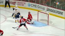 Preds respond to two Chicago goals in timely fashion