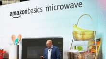 Amazon's New Microwave Has Your Number