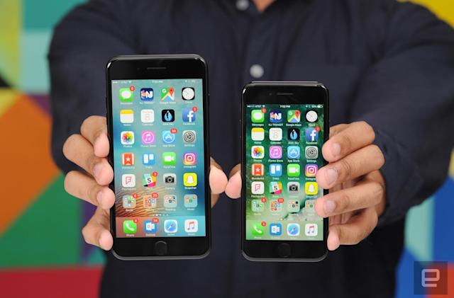 Apple adds SIM-free iPhone 7 and 7 Plus option in the US