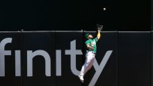 Ramon Laureano robs a homer, hits a homer in return from injured list