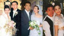 點解一啲都唔老土嘅?八、九十年代女星靚絕結婚相