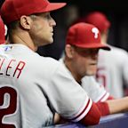 Gabe Kapler lost his home in the California wildfires