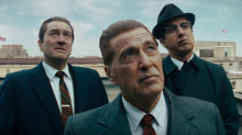 'The Irishman': Solid reviews land for Martin Scorsese's 'majestic' new mob epic