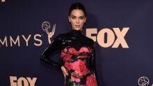 Kendall Jenner's surprising turtleneck gown divides the internet