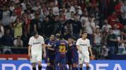 Afición del Sevilla recrimina a sus jugadores la goleada en Copa del Rey