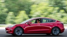 Tesla Model 3 Earns Insurance Industry's Top Safety Rating