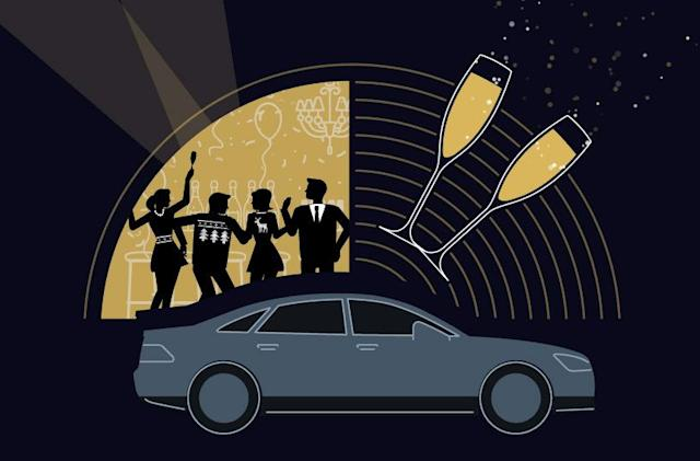 Uber event service makes sure you get home from the party