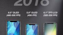 Apple lanzara tres nuevos teléfonos en 2018, según una consultora