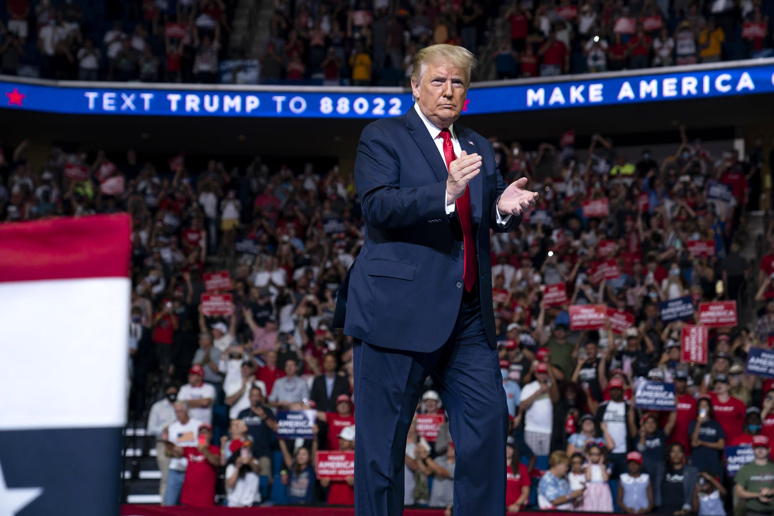 Trump won't follow N.J. quarantine order, White House says