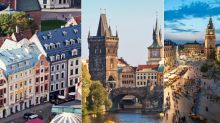 The 10 most affordable European destinations for a weekend away