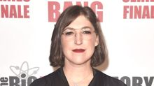 Mayim Bialik Shuts Down Troll Commenting On Her Breasts