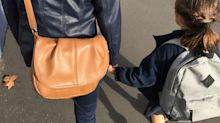 A school has banned parents from using mobile phones in the playground