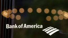 Bank of America's stock takes a hit after a warning on net interest income