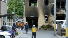 """""""Era como mirar el infierno"""", dice testigo de incendio en Japón que dejó 33 muertos"""