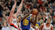 Warriors rally back, beat Trail Blazers to grab 3-0 lead in Western Conference finals