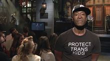 Don Cheadle Makes Powerful Fashion Statements On 'SNL'