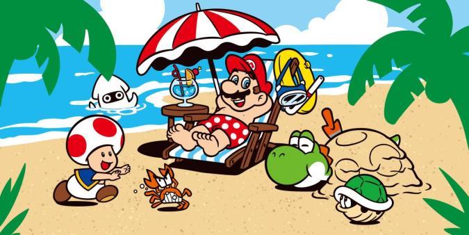 Nintendo summer sale