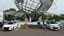 New York City Awards Multi-Year Contract to Envision Solar to Purchase EV ARC(TM) Solar Powered EV Chargers