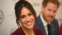 Meghan Markle's handled herself with 'grace, control and poise' during scrutiny