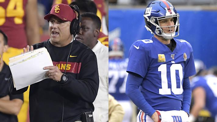 The Rush: Christmas comes early for Eli Manning and Clay Helton