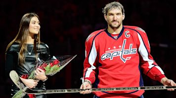Ovechkin's son named after his late brother