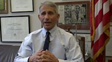 "Fauci: Coronavirus Vaccine Likely Not ""Widely Available"" Until Several Months Into 2021"
