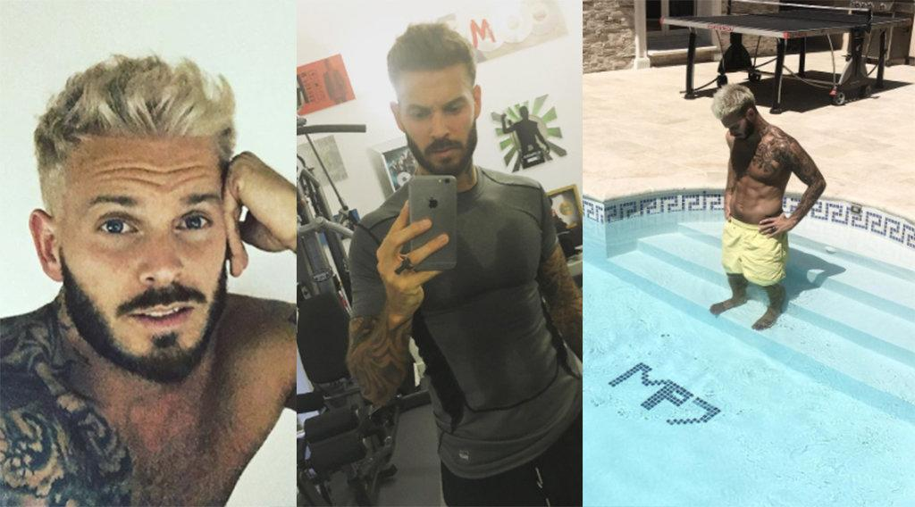 le best of instagram de m pokora photos. Black Bedroom Furniture Sets. Home Design Ideas