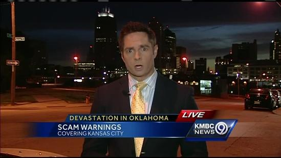 Be wary of scam artists in wake of Oklahoma tornado