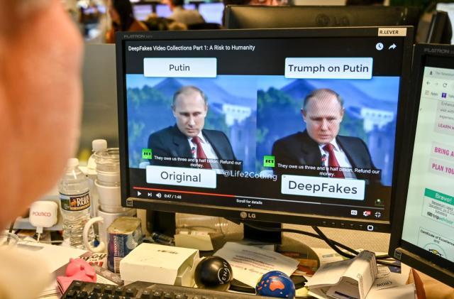 Google fights deepfakes by releasing 3,000 deepfakes