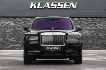 總欸這台真正適合你!Klassen 打造 Rolls-Royce Cullinan 全新「防彈」改裝車型,豪華還要更豪華!