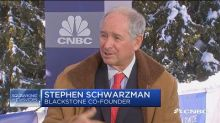 Trump is right to take credit for the booming stock market, says billionaire Blackstone CEO Schwarzman