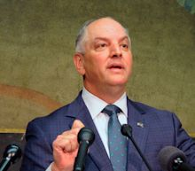 Democratic Louisiana Gov. John Bel Edwards prepares to sign restrictive abortion bill