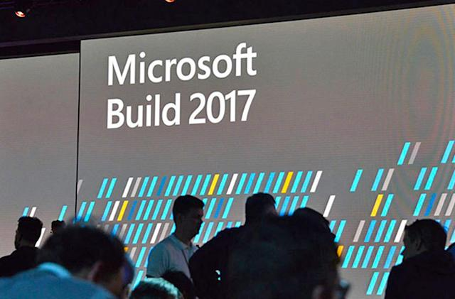 Watch Microsoft's Build Day 2 keynote in under 7 minutes