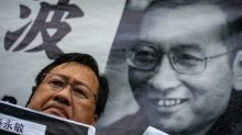 Hong Kong activists mark one year since Liu Xiaobo death