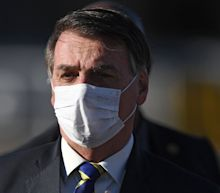 Coronavirus: Brazil's Bolsonaro waters down law requiring face masks