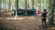 German police suspend anti-coal evictions after journalist dies