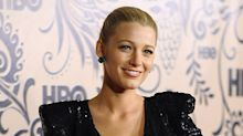 Blake Lively's Suit Is Ultimate 'Le Smoking' Vibes
