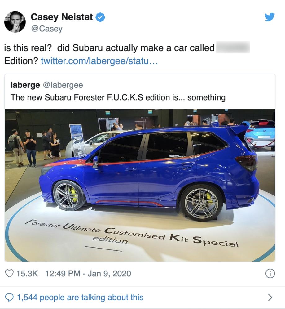 Casey Neistat/Twitter