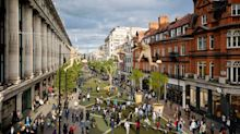 Oxford Street in London will be pedestrianised by December 2018, says mayor Sadiq Khan