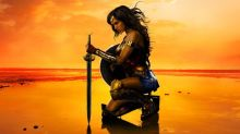 Gal Gadot will fight them on the beaches in new Wonder Woman poster