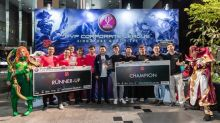 Deloitte and DBS show their esports credentials in PVP Corporate League finals