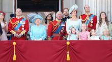 Royal family may skip balcony wave next year