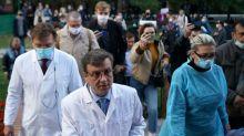 Russische Ärzte bestreiten Druck von außen bei Diagnose im Fall Nawalny