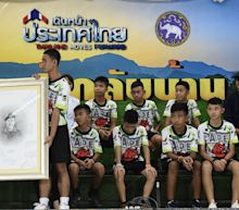 Thai cave rescue: Boys and football coach tried to dig their way out and will be ordained as monks in diver tribute
